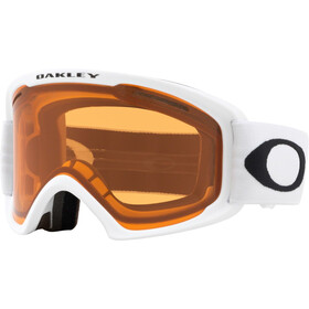 Oakley O-Frame 2.0 Pro XL Sneeuw Goggles Dames, wit/oranje